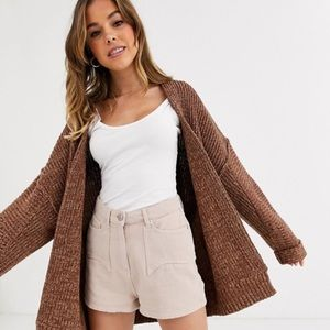 NEW Free People High Hopes Cardigan Sweater